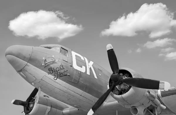 Hats For Sale Photograph - Antique War Plane by Steven Michael