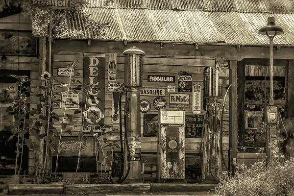 Lewiston Photograph - Antiqued Antiques by Marnie Patchett