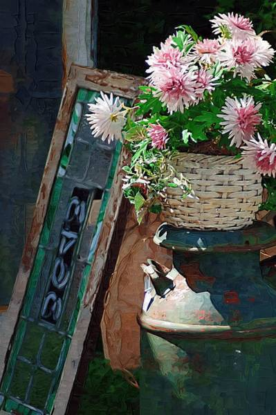 Photograph - Antiques by Donna Bentley