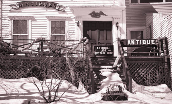 Photograph - Antiques For Sale by Alana Ranney