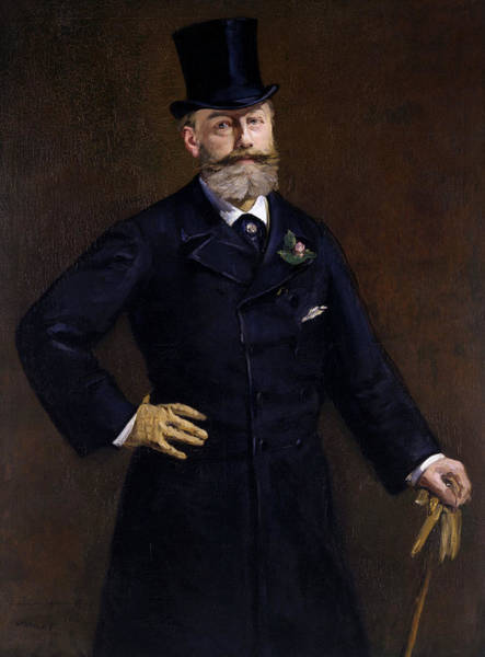 Painting - Antonin Proust by Edouard Manet
