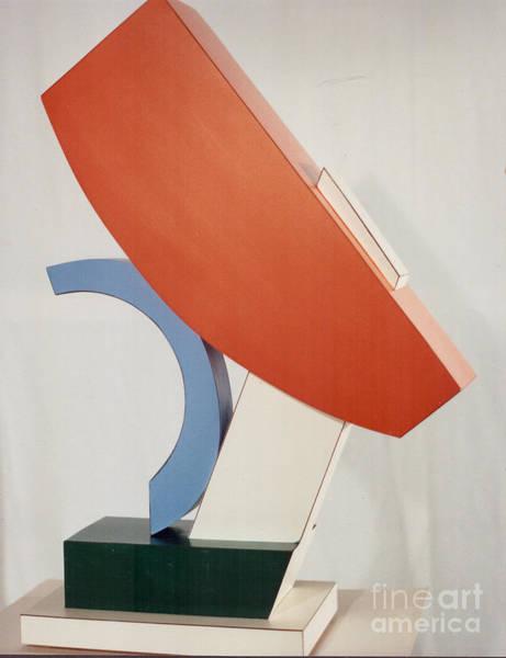 Sculpture - Anvil by Robert F Battles