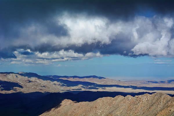 Photograph - Anza Borrego Desert View  by Kyle Hanson