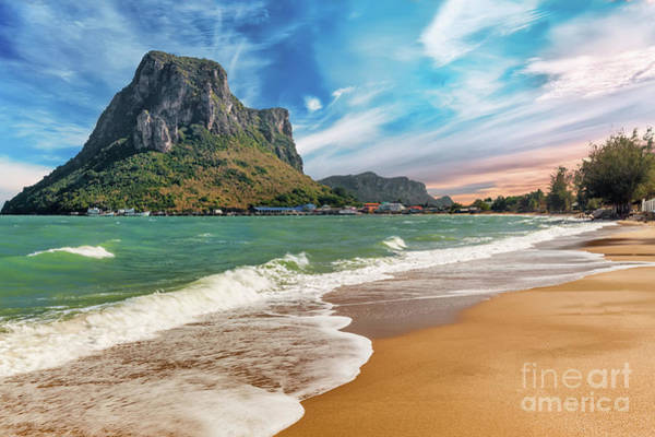 Wall Art - Photograph - Ao Noi Beach  by Adrian Evans
