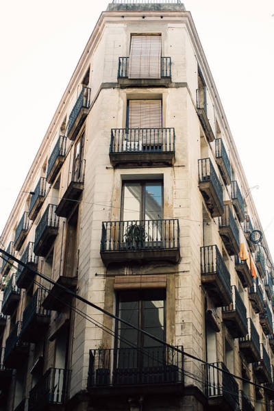 Wall Art - Photograph - Apartment In Barcelona by Pati Photography