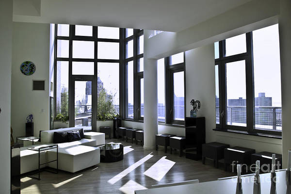 Wall Art - Photograph - Apartment In Dumbo II by Madeline Ellis