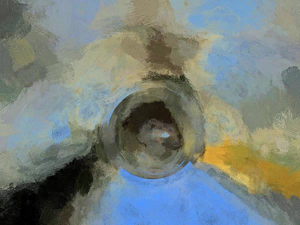Digital Art - Aperture by Matt Cegelis