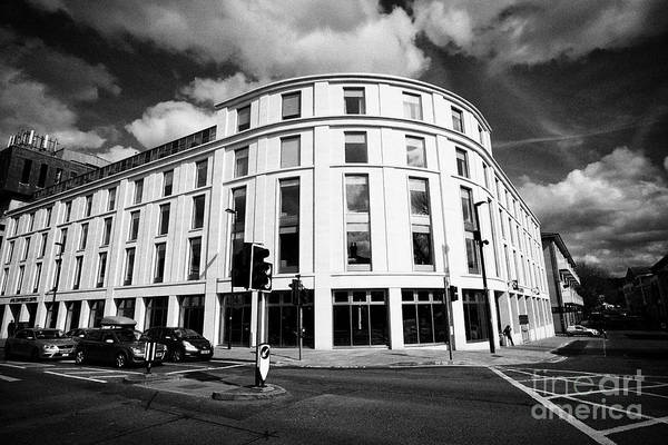 Wall Art - Photograph - apex city of bath hotel and apex conference centre Bath England UK by Joe Fox