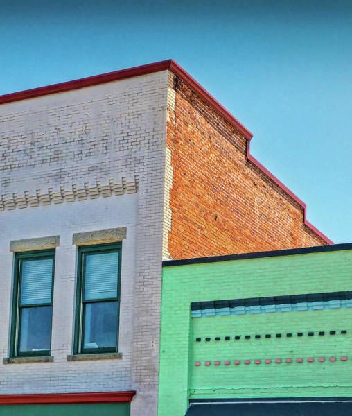 Wall Art - Photograph - Apex Downtown by Robert Meyerson