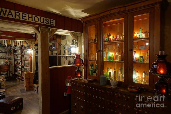 Photograph - Apothecary by Olivier Le Queinec