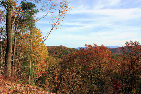 Photograph - Appalachian Fall by Kristin Elmquist