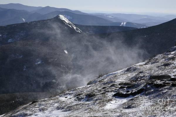 Photograph - Appalachian Trail - Franconia Ridge-white Mountains New Hampshire by Erin Paul Donovan