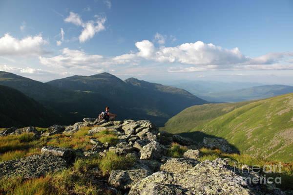 Photograph - Appalachian Trail  - White Mountains New Hampshire by Erin Paul Donovan