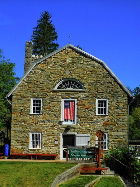 Photograph - Appalachian Trail Museum Along The Pa At by Raymond Salani III