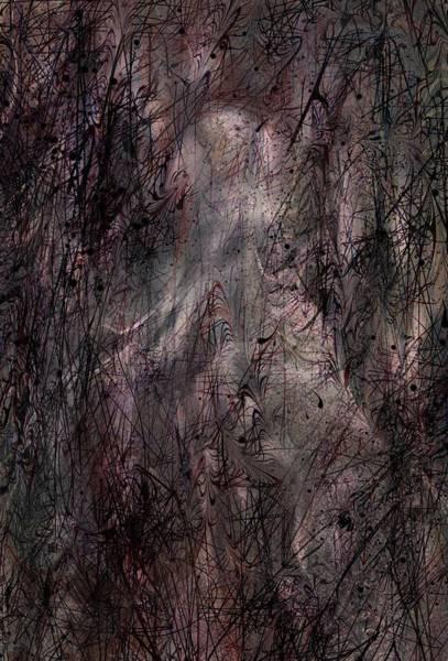 Apparition Digital Art - Apparition by Rachel Christine Nowicki