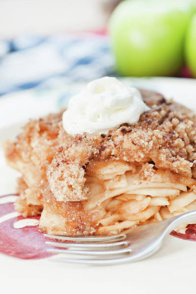 Photograph - Apple Crumble by Jean Gill
