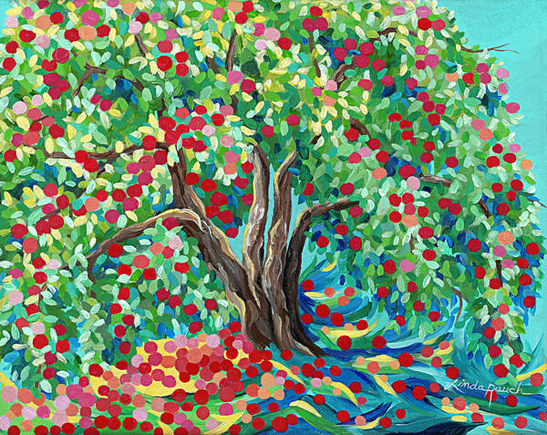 Painting - Apple Sauce by Linda Rauch
