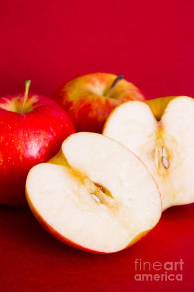 Wall Art - Photograph - Apple Still Life by Jorgo Photography - Wall Art Gallery
