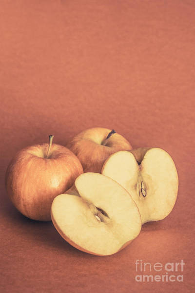 Wall Art - Photograph - Apples In Autumn by Jorgo Photography - Wall Art Gallery