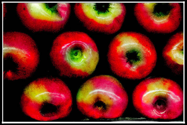 Wall Art - Photograph - Apples by Madeline Ellis