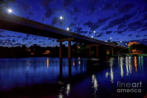 Photograph - Appleton At Night by Paul Quinn