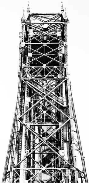 Aerial Lift Bridge-duluth, Mn Art Print