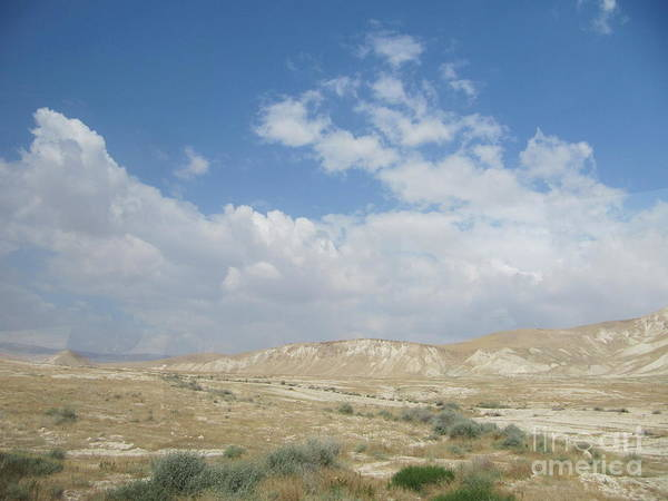 Photograph - Approaching Jericho by Donna L Munro