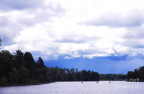 Bwcaw Photograph - Approaching Storm by Thomas R Fletcher