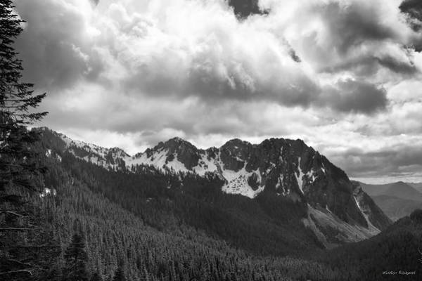 Wall Art - Photograph - Approaching Summer Storm by Winston Rockwell