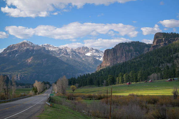 Photograph - Approaching Wolf Creek by Jason Coward