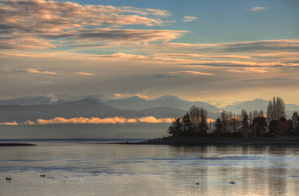 Photograph - April Morning by Randy Hall