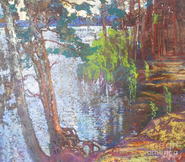 Ignatenko Painting - April by Sergey Ignatenko