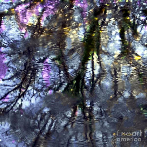 Digital Art - April Showers 2 by Dale   Ford