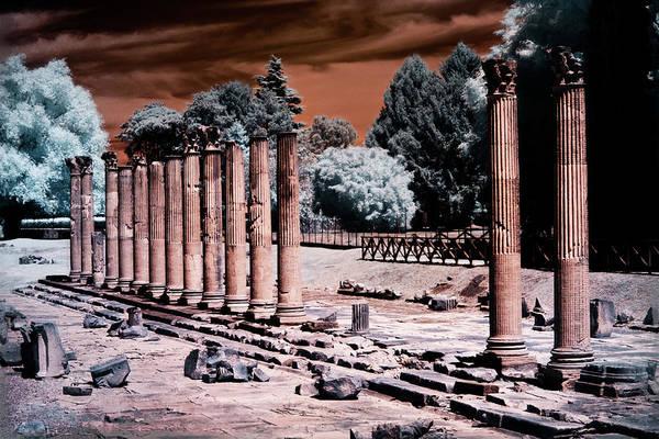 Photograph - Aquileia, Roman Forum by Helga Novelli