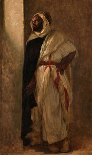 Culture Painting - Arab by Alexandre Cabanel