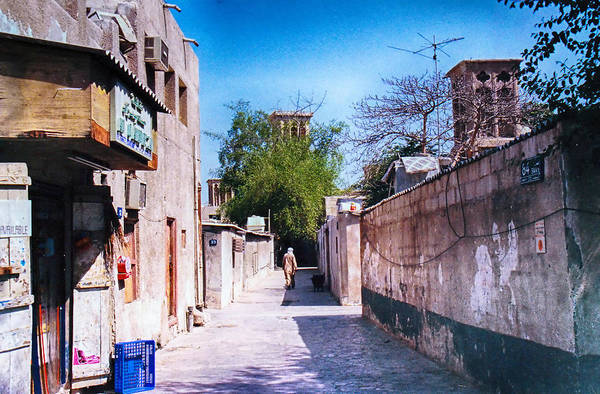 Photograph - Arab City Backstreet by Charles McKelroy