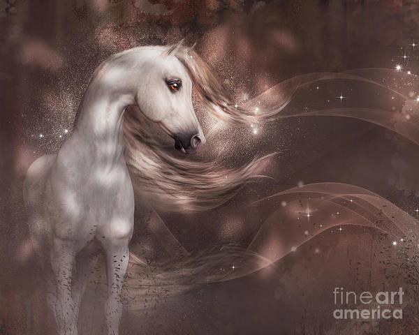 Digital Art - Arabian Gaze by Elle Arden Walby