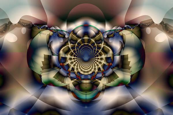 Digital Art - Arachneid by Frederic Durville