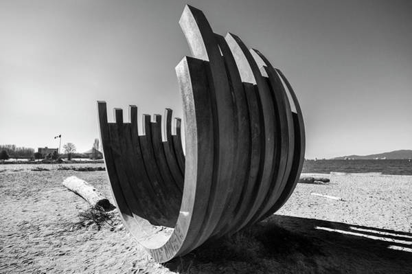 Photograph - Arc 217.5 X 13 by Ross G Strachan