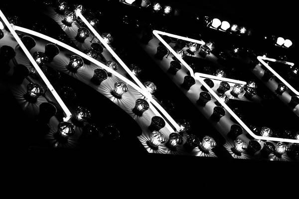 Fair Ground Photograph - Arcade Lights by Grebo Gray
