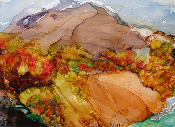 Wall Art - Painting - Arcadia 2 by Susan Kubes