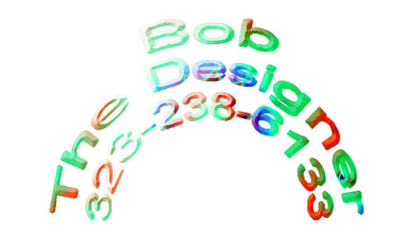 Robbie Digital Art - Arcadia Web And Graphic Design 323-238-6133 by Robbie Commerce