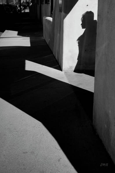Photograph - Arch And Shadow Old Town Abq by David Gordon