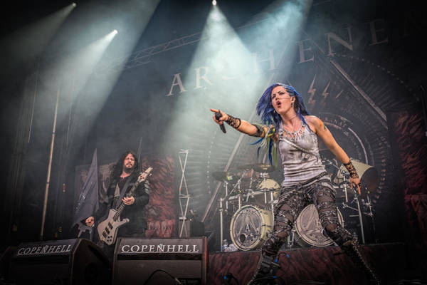 Photograph - Arch Enemy by Stefan Nielsen