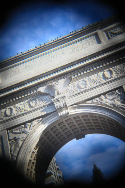 Wall Art - Photograph - Arch by Jimmy Taaffe