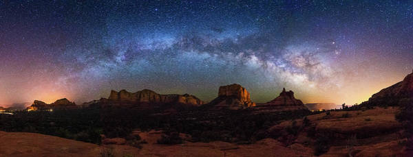 Photograph - Arch Of Sedona by Ryan Moyer