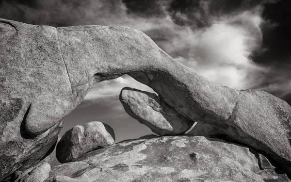 Mojave Photograph - Arch Rock by Joseph Smith