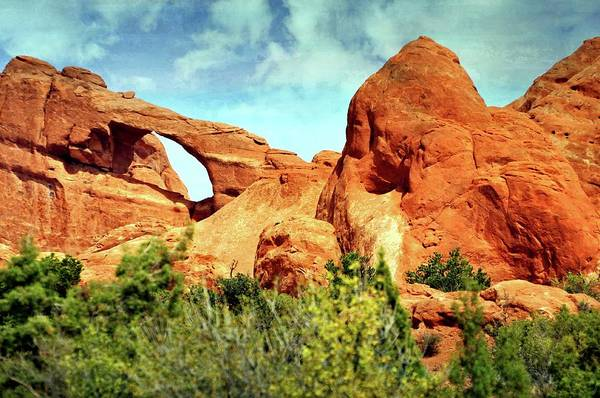 Photograph - Arches 26 by Marty Koch