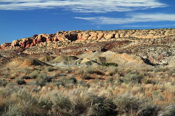 Photograph - Arches National Park Landscape by Pierre Leclerc Photography