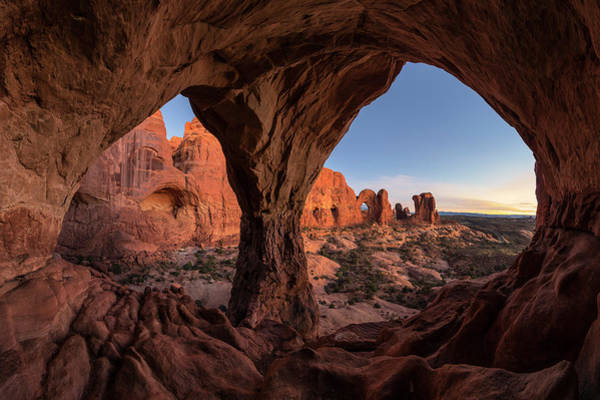 Photograph - Arches Np by Whit Richardson